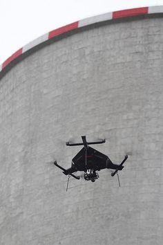 UAV Kingfisher test flight, Pocerady Plant Kingfisher, Plant, Common Kingfisher, Plants