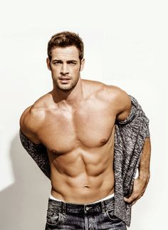 William Levy, you look hot in that sweater!