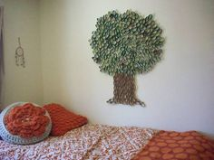 Toilet paper roll Tree