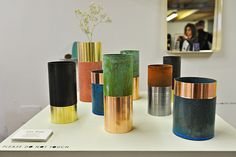 Ventura Lambrate 2013 // Best of Milan Design Week. inspiration for  a coffee table
