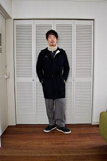 Y's Wardrobe: [AIR JORDAN NIKE ROLIAT]ワイドパンツにエアジョーダン!それ、冗談??