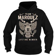 Team MARQUEZ Lifetime Member - Last Name, Surname T-Shirt