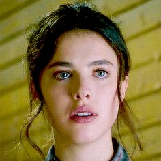 Margaret Qualley  It's not fine.