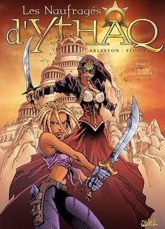 Ythaq Forsaken World Marvel Soleil) comic books Sci Fi Comics, Bd Comics, Character Poses, Character Art, Troy, White Books, Samurai Art, Comic Page, Lectures
