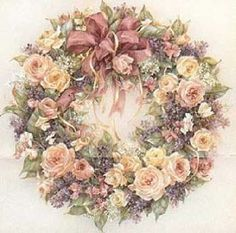Lena Liu Wreath of Roses