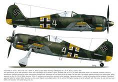 FW 190A-5 Walter Nowotny