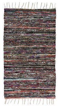 Handrový koberec JOLSTER 45x80 cm pestrý | JYSK