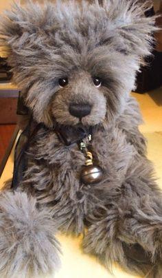 Charlie Bears Merlin - he's so cuddly!
