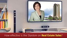 How effective is the Stardom on Real Estate Sales?