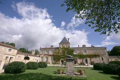 Intimate French Chateau Wedding in Bordeaux