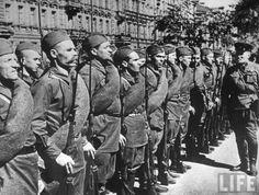 Leningrad, November 1941