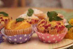 Ovocné muffiny - recept