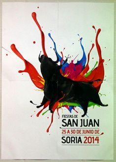 Participantes en el Concurso de Carteles Fiestas de San Juan 2014.  Todos los carteles en http://www.sanjuaneando.com/carteles-fiestas/exposicion-concurso-carteles-san-juan-2014