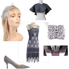 1920s style for the races