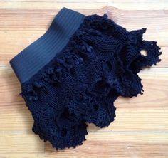Howling at the moon: Ibiza Style Skirt #crochet skirt