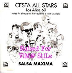 MaG@S RaDioBLOG: Cesta All Stars - Salsa Maxima Los Años 60 @ 320 F...