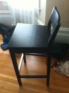 temporary bar stools - $25 each craigslist