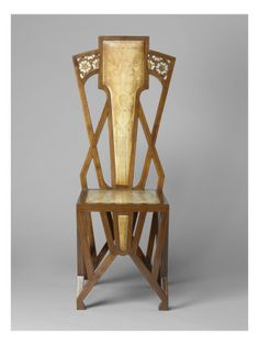 Art Deco Chair. @Deidré Wallace
