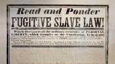 The most controversial bill from the compromise of 1850 was the Fugitive Slave Act.  This bill made it so any slaves that had escaped to the free states in the north were forced to be brought back to their masters.  This angered many abolitionists and further divided the country.