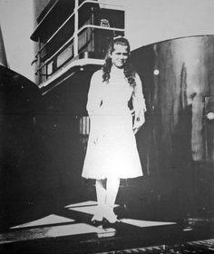 "Grand Duchess Maria Nikolaevna Romanova of Russia in 1911. ""AL"""