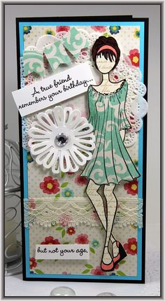 More Prima Doll Cards....