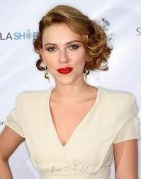 hollywood glamour hairstyles - Google Search