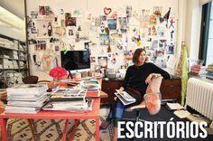 Escritórios - Como transformar seu espaço de trabalho em um lugar aconchegante