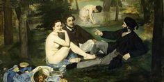 Édouard Manet Hayatı, Eserleri ve Kırda Öğle Yemeği Belgeseli | gulresm.com