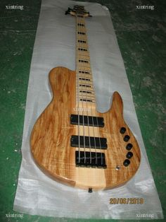 New Custom Shop War-Wick 5 Strings Electric Bass Guitar In Stock Free Shipping on TradeTang.com