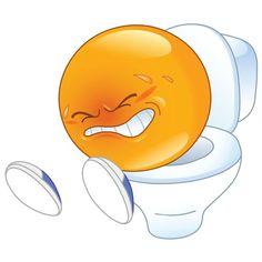 emoticon toilet