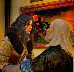 Yennefer Of Vengerberg, Geralt Of Rivia, The Witcher Game, Fallout Game, Simulation Games, Ps4, Survival, Gaming, Love