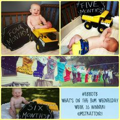 What's on the Bum Wednesday!!   Ella Bella Bum's weekly Instagram Giveaway!   Just tag #ebbotb in any of pictures sporting Ella Bella Bum for your chance to win a $10 gift card for www.ellabellabum.com!   #ebbotb #clothdiaper #pocketdiaper #makeclothmainstream #ellabellabum #giveaway #win #baby #clothdiaperaddict #lovecloth #makeebbmainstream Instagram Giveaway, Cloth Diapers, Giveaways, Wednesday, Cards, How To Make, Baby, Gifts, Pictures