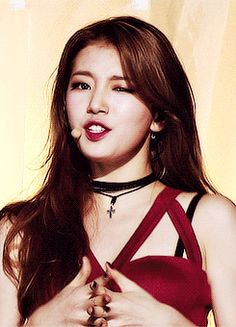 """ Suzy - Hush for anon "" Kpop Girl Groups, Kpop Girls, Ayato Sakamaki, Gif Collection, Gif 2, Bae Suzy, S Man, Red Velvet, Asian Beauty"