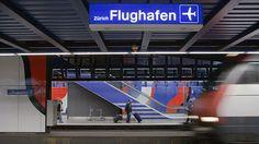 Zürich airport station