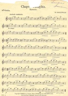 1st Violin (Click to view in full window.)