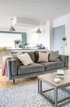 Best 45 Best Blush And Grey Living Room Images In 2018 Home 400 x 300