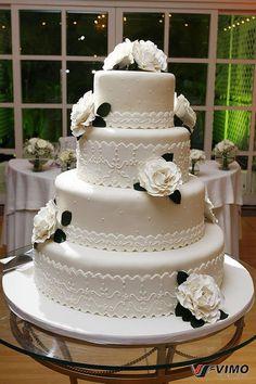 Como fazer um bolo de casamento? | Vimo Video Foto – Blog
