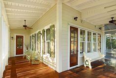 Cobb Architects Portfolio - Edisto Residence, Edisto Island, SC