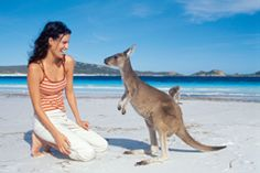 Australia..you need a picture just like this....:)