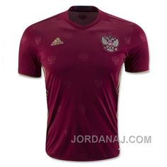 http://www.jordanaj.com/2016-russia-home-red-soccer-jersey-shirt.html 2016 RUSSIA HOME RED SOCCER JERSEY SHIRT Only 62.58€ , Free Shipping!