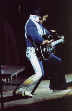 ElvisMatters to reverence and respect for the King ! 1975
