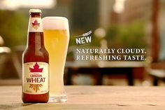 Molson Products Line-Up Adds New Wheat Beer, Raomarketing