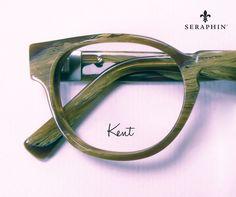 <3 Vintage! Seraphin - Kent. @Gosia Nilsson Eyewear #OGIEyewear #fashioneyewear #primaryeyecare www.CvilleEyecare.com