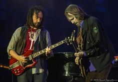 mike campbell heartbreakers | Mike Campbell and Tom Petty performing with Tom Petty and the ...