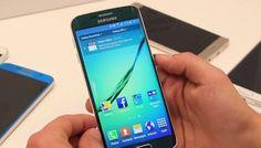 Os mostramos en un completo vídeo todo sobre el Samsung Galaxy S6 y S6 Edge  Fuente: http://andro4all.com/2015/03/os-mostramos-en-un-completo-video-todo-sobre-el-samsung-galaxy-s6-y-s6-edge
