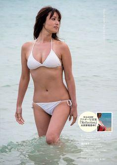 Summary of the latest cute images! Mermaid deep Kyon gif also ♪ Sexy Bikini, Bikini Girls, Fukada Kyoko, Mädchen In Bikinis, Bikini Workout, Bikini Pictures, Cute Beauty, Beautiful Asian Women, Japanese Beauty