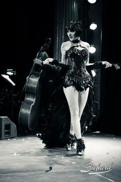 Cleo Viper at Fräulein Frauke Presents New Year´s Eve 2013 Photo by John-Paul Bichard