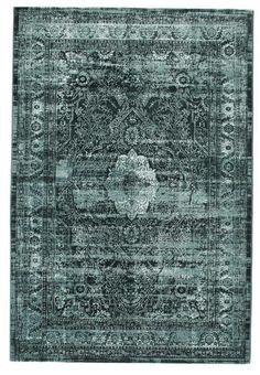 Jacinda - Dunkel Teppich RVD9831
