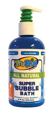 TruKid Super Bubble Bath   $8.99