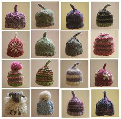Wee Hats, thinking of you @Andrea...